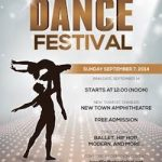 Saint Charles Riverfront Arts To Host Riverfront Dance Festival – Sunday, September 7, 2014