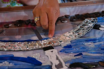 Nautical Mosaic Workshop at CBMM October 10-12