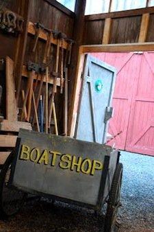 Open Boatshop program