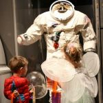 Family Halloween Fun as The Museum of Flight Becomes The Museum of Fright Oct. 26