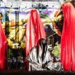Festival of Lights Berlin 2014 – Guardians of Time by Manfred Kielnhofer