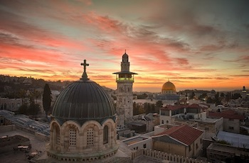 Jerusalem takes you into the ancient and sacred city like never before