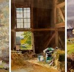 "James A. Michener Art Museum Presents Works of Bucks County's ""Master Painter"""