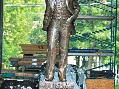 Ohio Statuary Hall Commission announces artist selected for Edison statue