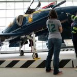 Museum Super Jet Gets New Moniker  for Super Bowl