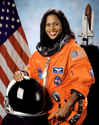 NASA photo of Joan Higginbotham.