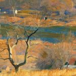 Michener Art Museum Painting Selected for Exhibition at the State Museum of Pennsylvania