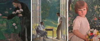 New Exhibition Brings Painted Gardens to the James A. Michener Art Museum
