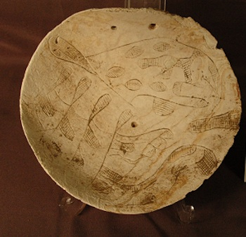shell gorget