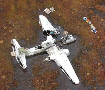 Museum Of Flight Hosts Aviation Archaeology Symposium March 14-15