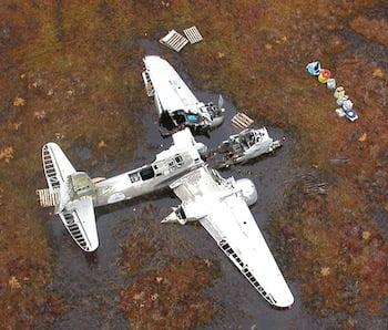 Museum Of Flight Hosts Aviation Archaeology Symposium March 14-15