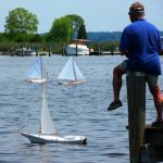 Model skipjack races begin May 17 in St. Michaels