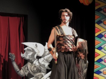"Sensory Friendly Performances of ""The Adventures of Perseus"" at LI Children's Museum"