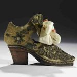 BATA SHOE MUSEUM EXPLORES HISTORY OF MEN'S HEELED FOOTWEAR IN SPECIAL EXHIBITION