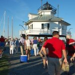 Big Band Night & Fireworks are July 4 at Chesapeake Bay Maritime Museum in St. Michaels
