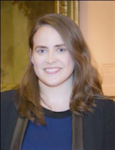 Leslie Anderson-Perkins, UMFA curator of European, American and regional art