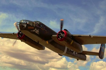 Museum of Flight Hosts Flights in World War II Bombers and Fighter Aircraft