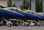 1960s-Themed Jet Blast Bash Festival at Museum of Flight Features  Blue Angels Thunder