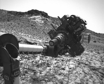 NASA Expert Delivers Rover's Messages from Mars at Museum of Flight