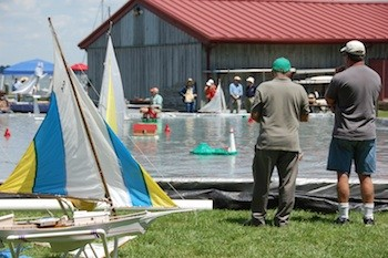 Last Year's Mid-Atlantic Small Craft Festival