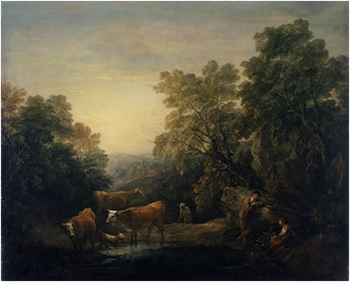 The British Passion for Landscape: Masterpieces from National Museum Wales
