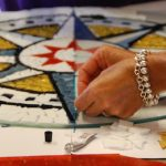 Chesapeake Bay Maritime Museum Nautical Mosaic Workshop