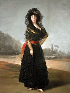 Goya: The Portraits Opens at the National Gallery