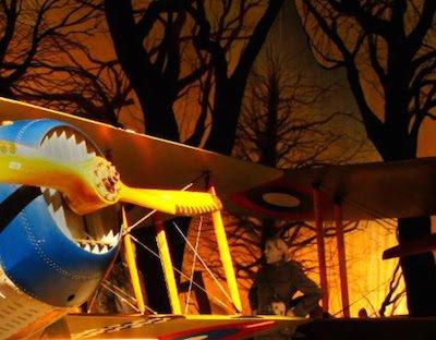 Museum of Flight  Halloween