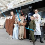 The Force Captures Museum on Star Wars  Reads Day