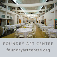 Foundry Art Centre logo