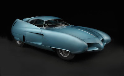 Bellissima! The Italian Automotive Renaissance, 1945-1975 at the Frist Center for the Visual Arts