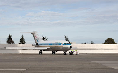 Museum of Flights Boeing 727 Prototype Ready to Fly