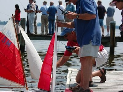 Model skipjack races begin May 15 in St. Michaels