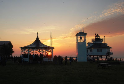 Chesapeake Bay Maritime Museum Announces Easter Sunrise Service on Miles River