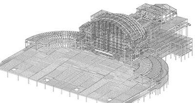 Union Terminal 3D