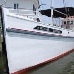 Cruise the Miles River on The Chesapeake Bay Maritime Museum's Winnie Estelle this summer