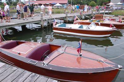 Antique Classic Boat Festival