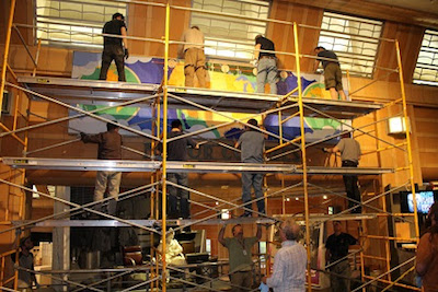 Cincinnati Museum Center packs up 480 million years of Cincinnati history