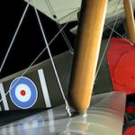 Snoopy's Sopwith Camel Airplane in Museum of Flight Major New Exhibit