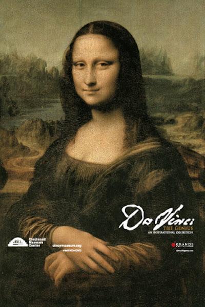 Mona Lisa Da Vinci - The Genius