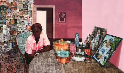 Contemporary Arts Centre Announce NJIDEKA AKUNYILI CROSBY:  THE PREDECESSORS