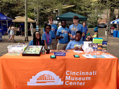 Cincinnati Museum Center Youth Program