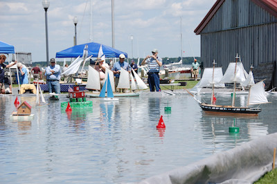 Chesapeake Bay Maritime Museum hosts Mid-Atlantic Small Craft Festival and Maritime Model Expo