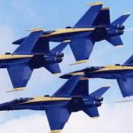Jet Blast Bash Festival Features  Blue Angels Thunder at the Museum of Flight