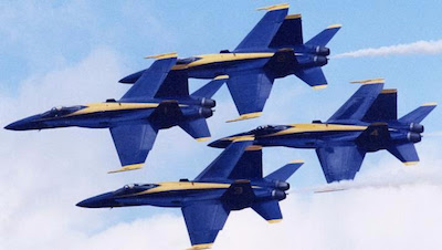 Blue Angels Thunder