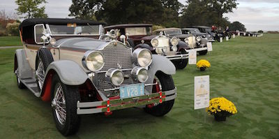 Concours d' Elegance returns to the Chesapeake Bay Maritime Museum at St. Michaels