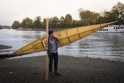 Seawolf Kayak
