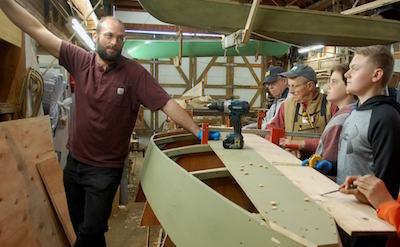Rising Tide program returns to The Chesapeake Bay Maritime Museum
