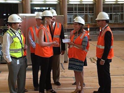 Cincinnati Museum Center receives $15,000 grant from Scripps Howard Foundation