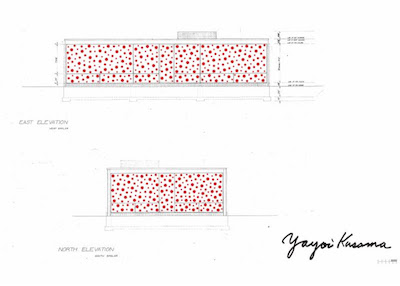 The Glass House Presents Yayoi Kusama's Specific Installation Dots Obsession-Alive, Seeking for Eternal Hope